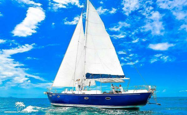 Букабу парусная яхта 5