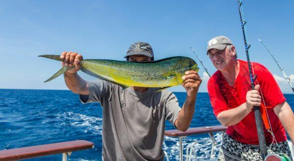 Морская рыбалка в Паттайе 10